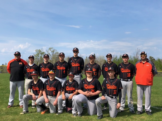 Boys Varsity Baseball Team